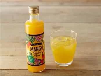 トロピカルアイランド マンゴー果汁入り飲料(沖縄県産)